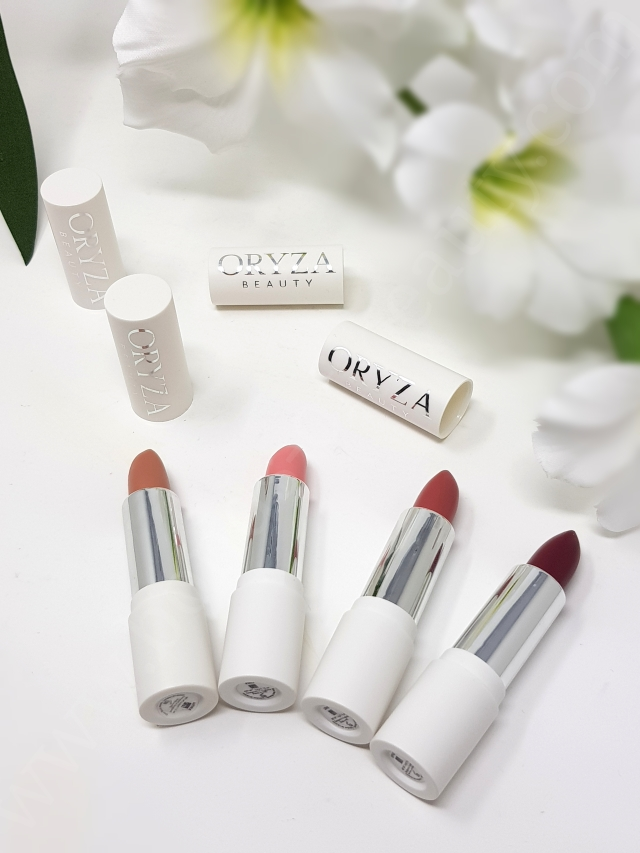 Oryza Beauty Lipsticks 12_20181024111618573