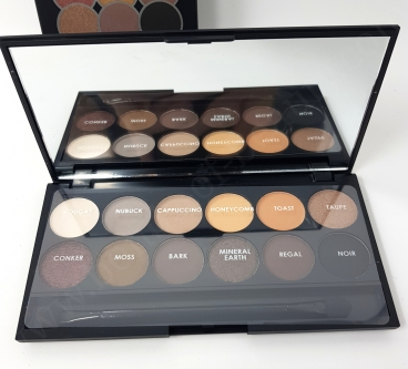Sleek Makeup Eyeshadow Palette in Colour Au Nature 4_20181012130339762