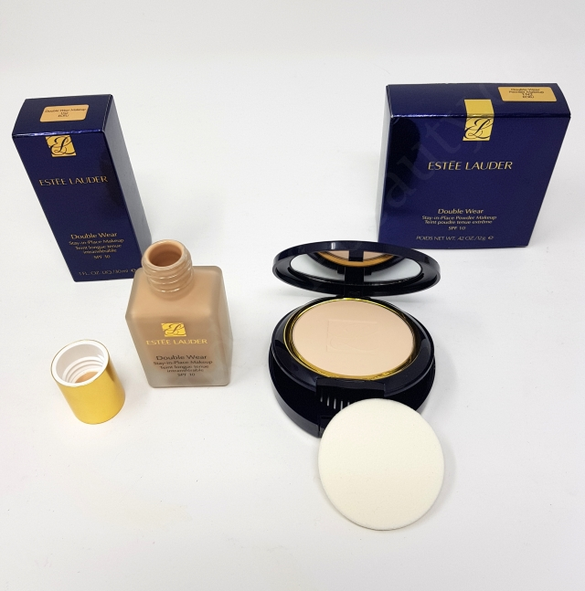 Estée Lauder Double Wear Liquid vs Powder 7_20181128174056395