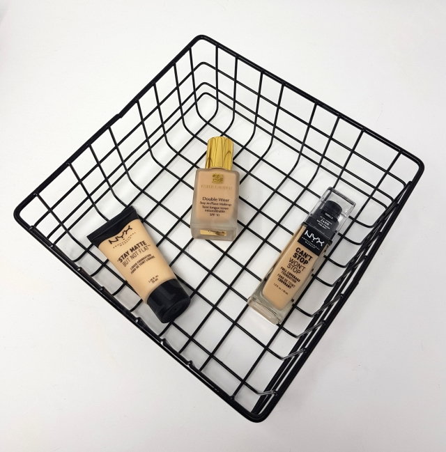 Estee Lauder Double Wear vs Nyx Foundations 3_20181127162428481
