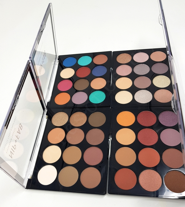 Nip + Fab eyeshadow palettes 7_20181121185112836