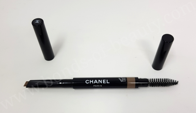 Chanel Stylo Sourcils Waterproof Pencil in Colour Blond Doré 804_20181218173239946