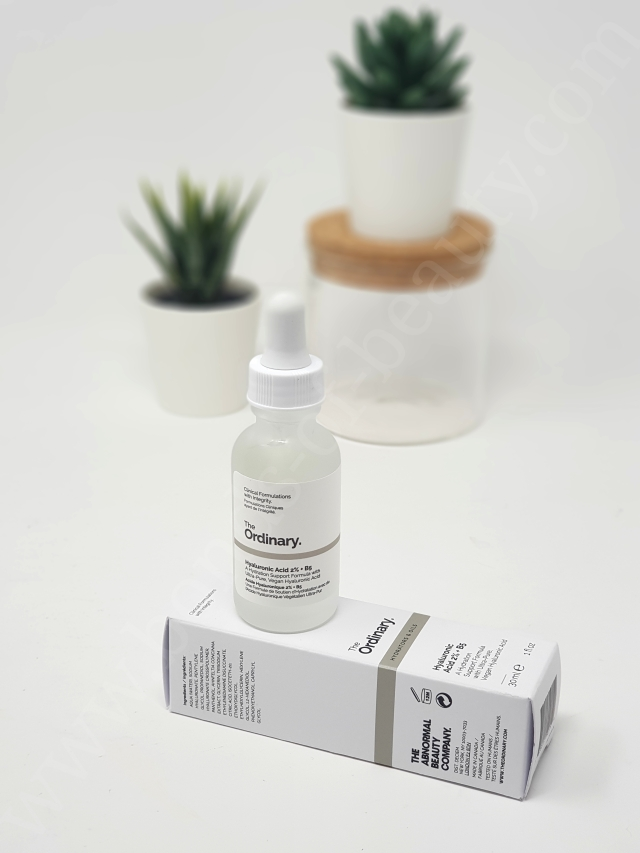 The Ordinary Hyaluronic Acid B5 serum 3_20190325092325506