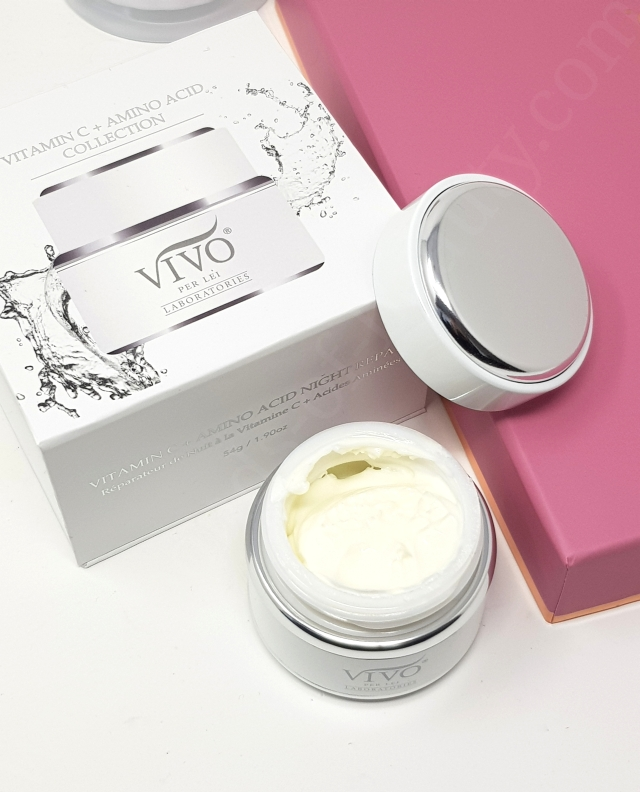 Vivo Amino acid night cream 3_20190401090532502