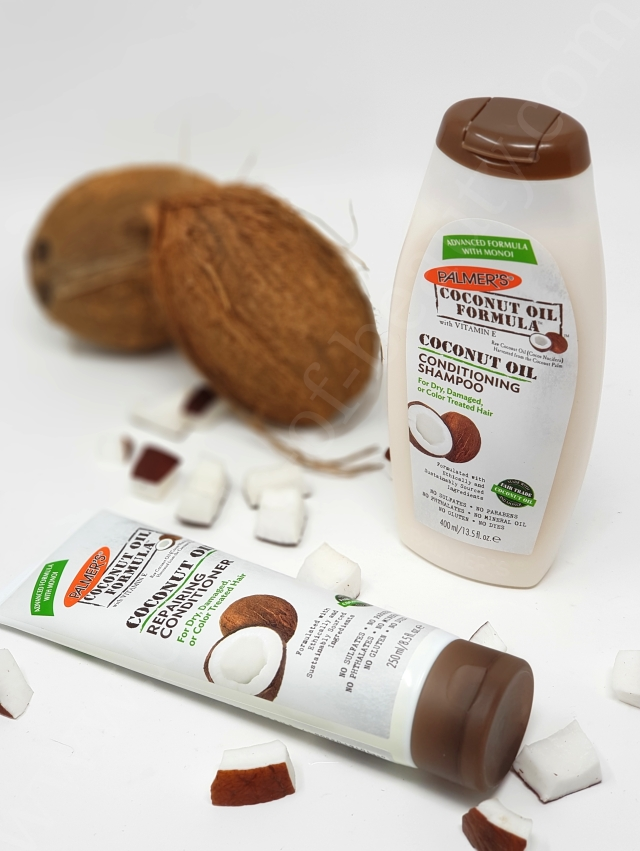 Palmer's Coconut Oil Formula Conditioning Shampoo and Repairing Conditioner 2_20190506114158819