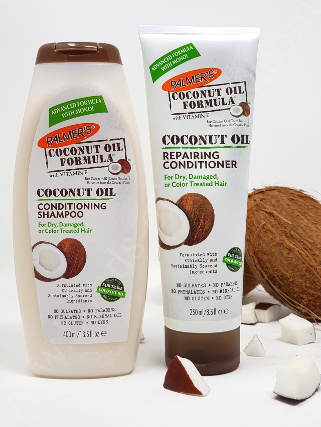 Palmer's Coconut Oil Formula Conditioning Shampoo and Repairing Conditioner 3_20190506114224890