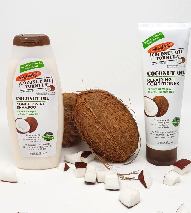 Palmer's Coconut Oil Formula Conditioning Shampoo and Repairing Conditioner 4_20190506113557207