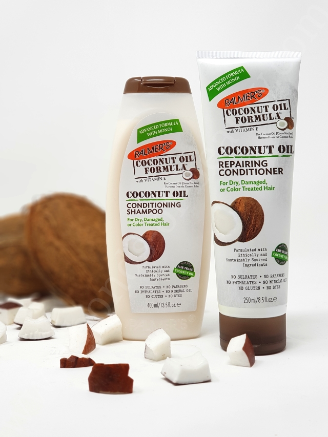 Palmer's Coconut Oil Formula Conditioning Shampoo and Repairing Conditioner_20190506113621035