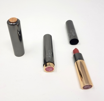 Kiko Gossamer Emotion Creamy Lipsticks 7