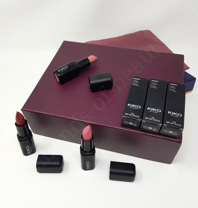 Kiko SMART Lipstick 3_20190708114853485