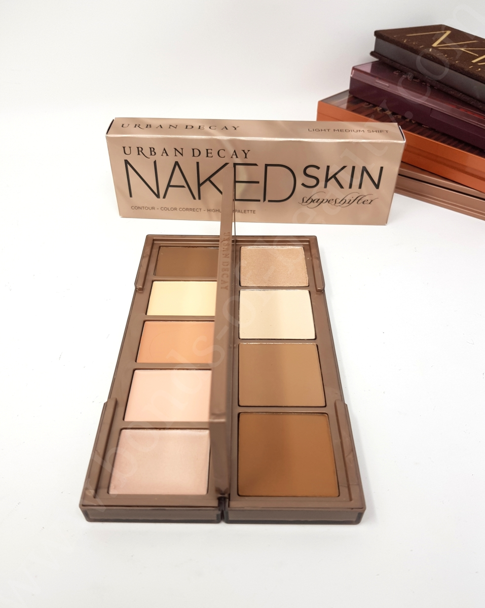 Urban Decay Naked Skin Shapeshifter Palette  In-Depth -9153