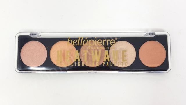Bellápierre Heatwave Highlighting Palette