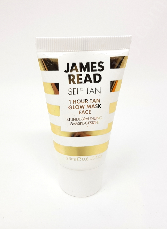 James Read 1 Hour Glow Mask Face Body
