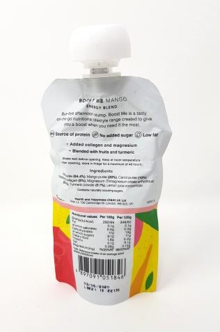 Swisse me Boost Me Mango Energy Blend 2