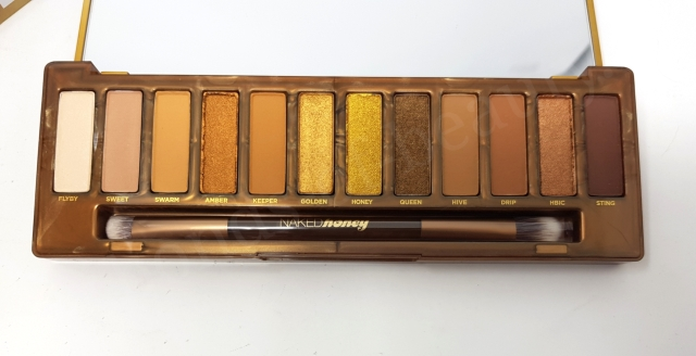 Urban Decay Naked Honey 3