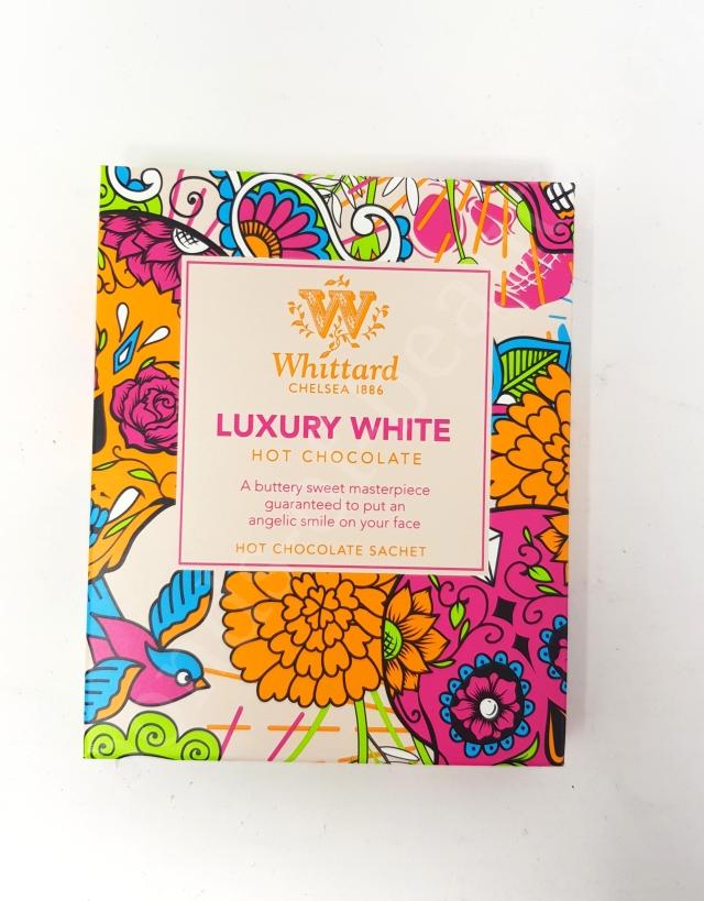Whittard of Chelsea Luxury White Hot Chocolate