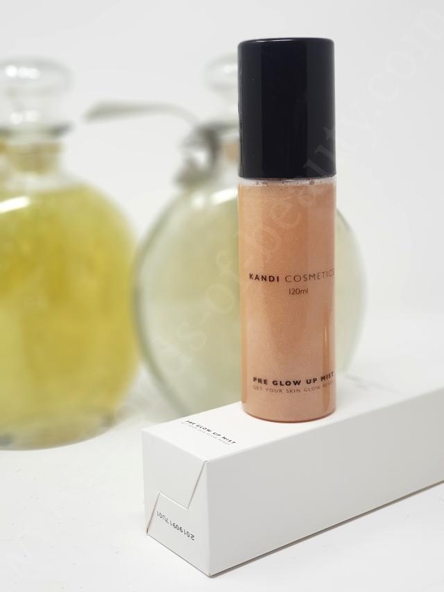 Kandi Cosmetics Pre Glow Up Mist 4