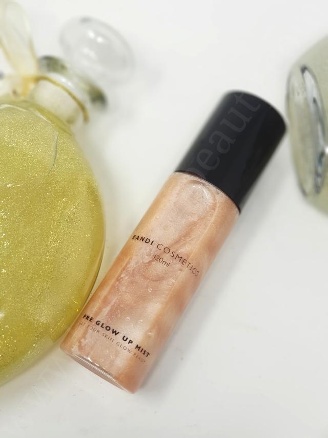 Kandi Cosmetics Pre Glow Up Mist 5