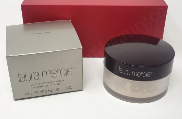 Laura Mercier Translucent Loose Setting Powder 4