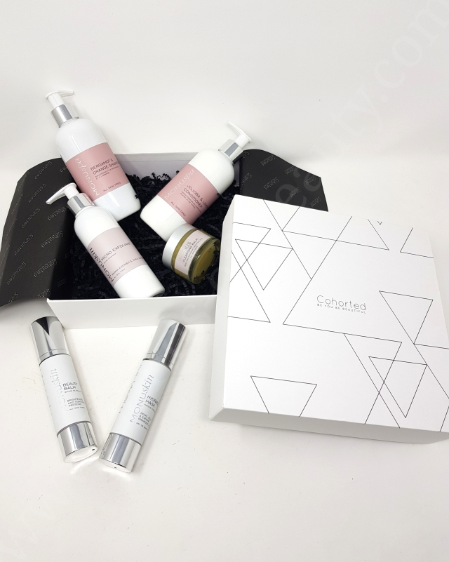 Cohorted Beauty Box February 2020 3