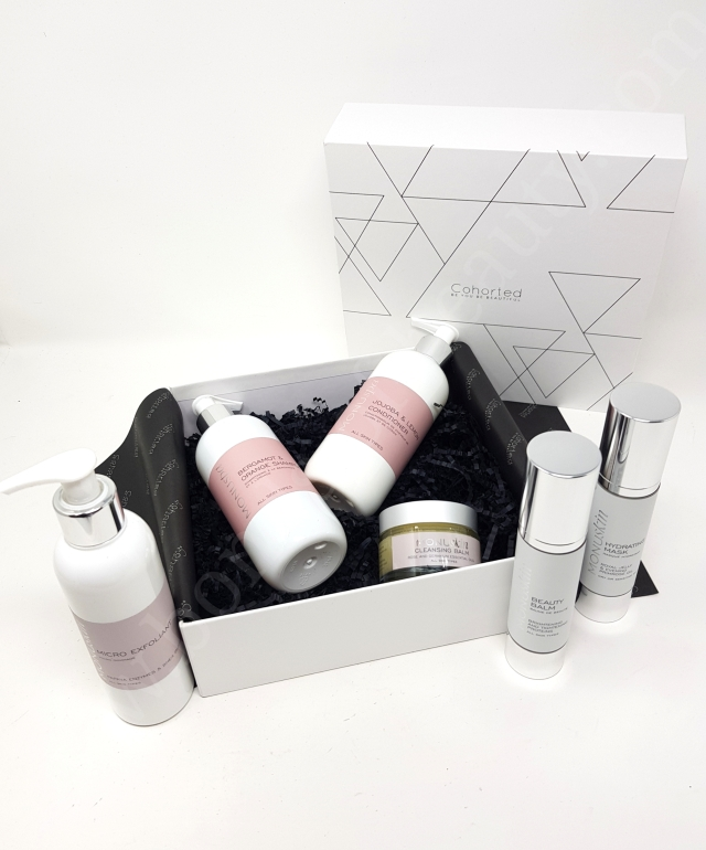 Cohorted Beauty Box February 2020 4