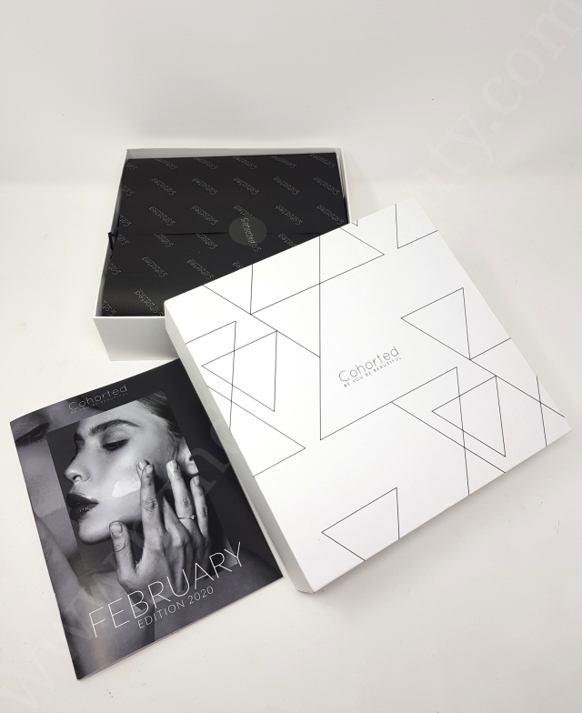 Cohorted Beauty Box February 2020