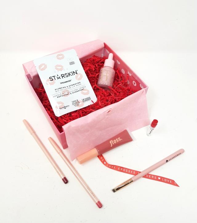 Glossybox Beauty Box February 2020 3