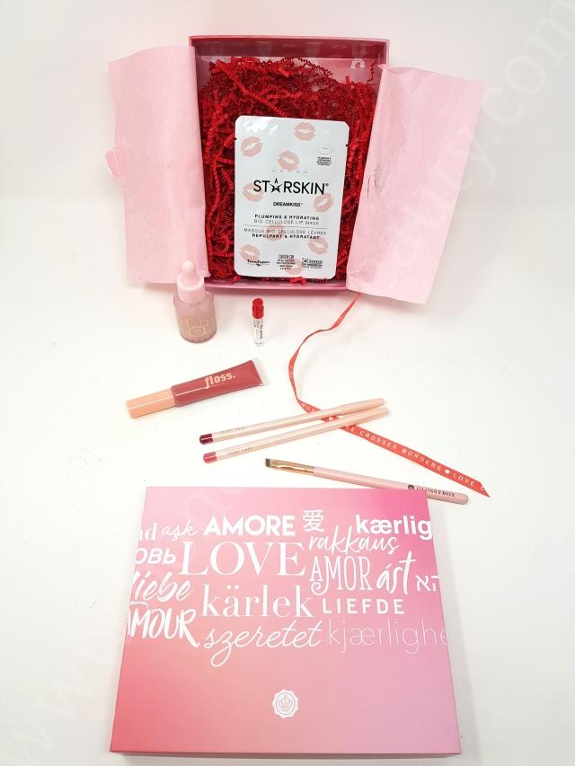 Glossybox Beauty Box February 2020 4