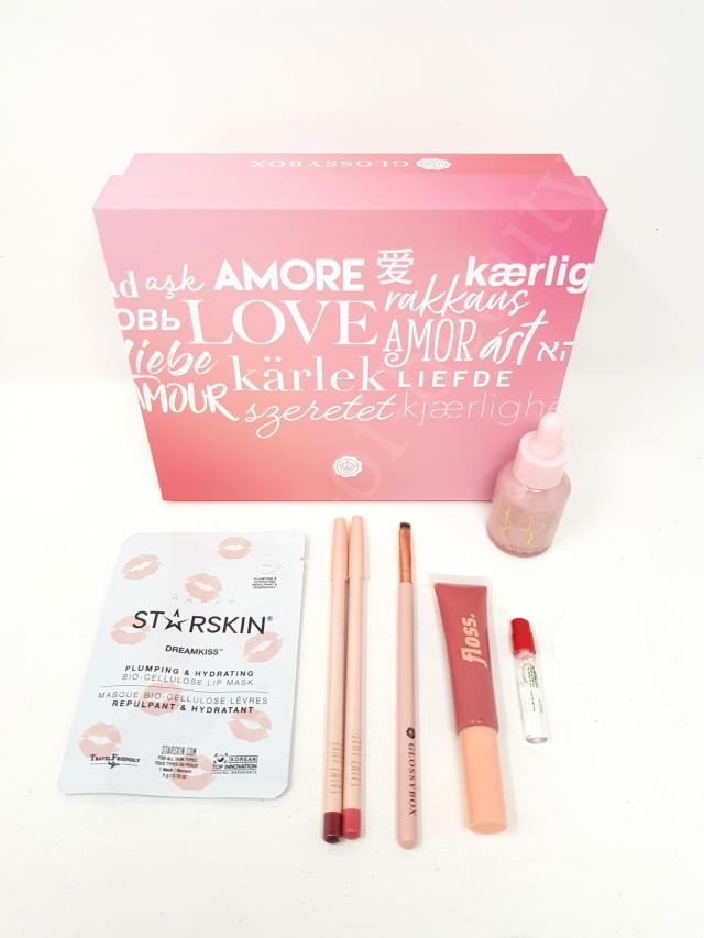 Glossybox Beauty Box February 2020 6