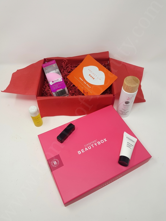 Look Fantastic Beauty Box February 2020 3