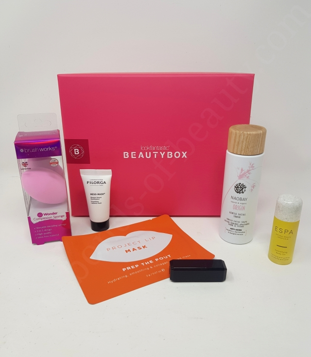 Look Fantastic Beauty Box February 2020 5