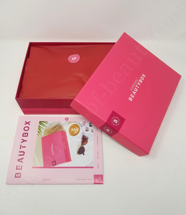 Look Fantastic Beauty Box February 2020