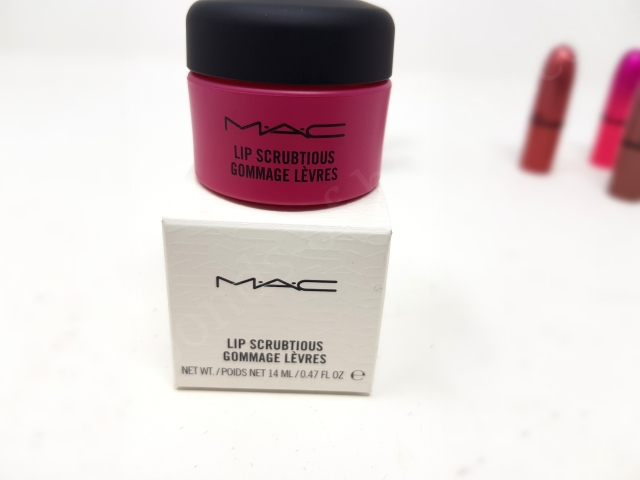 MAC Lip Scrubtious 5