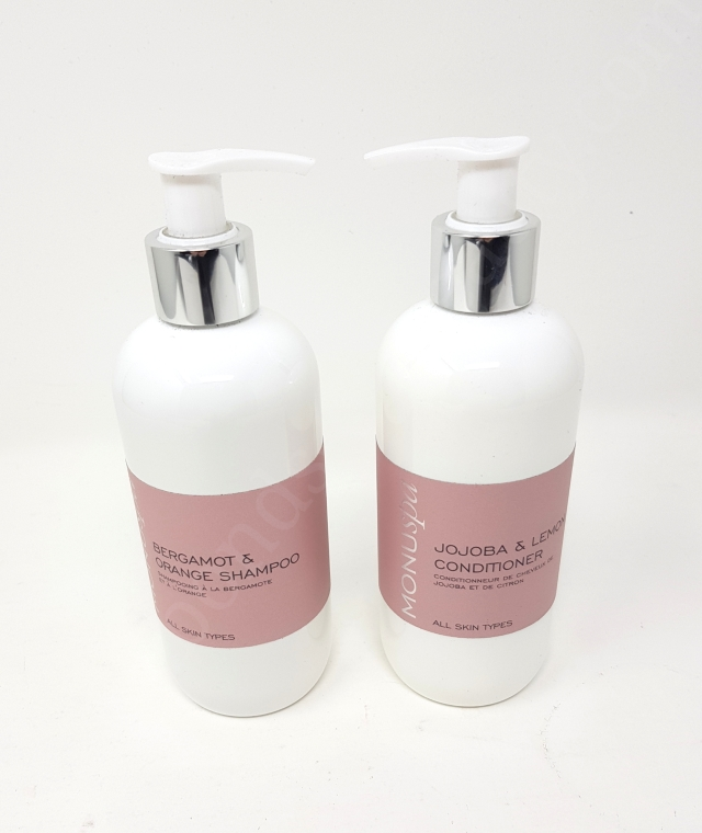 Monuspa Shampoo and Conditioner