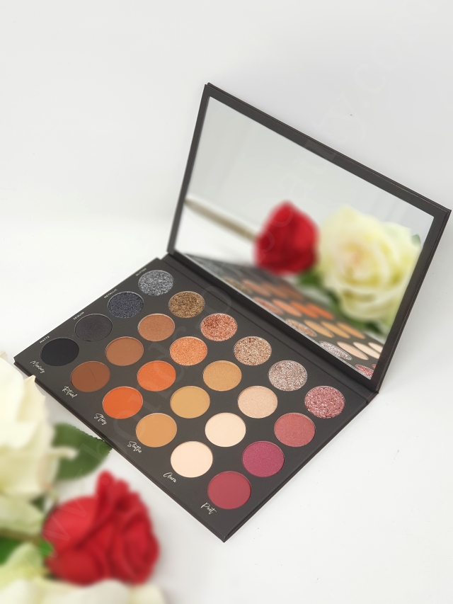 Tati Beauty Vol1 Eyeshadow Palette 10