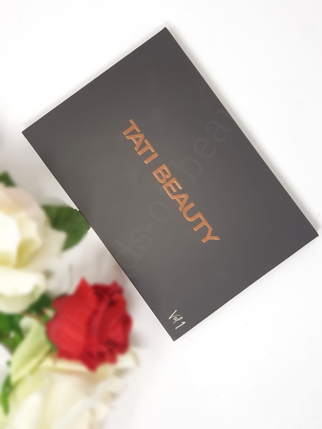Tati Beauty Vol1 Eyeshadow Palette 11