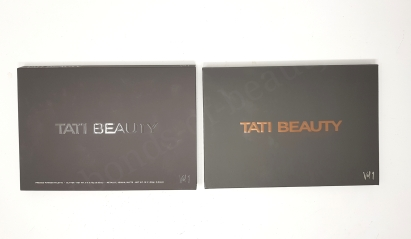 Tati Beauty Vol1 Eyeshadow Palette 4
