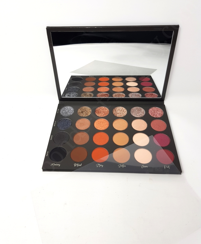 Tati Beauty Vol1 Eyeshadow Palette 5
