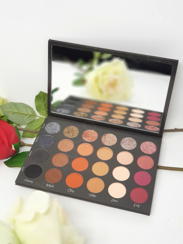 Tati Beauty Vol1 Eyeshadow Palette 8