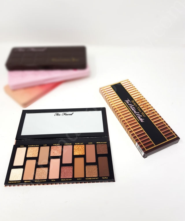 Too Faced Born This Way The Natural Nudes Eyeshadow Palette 4