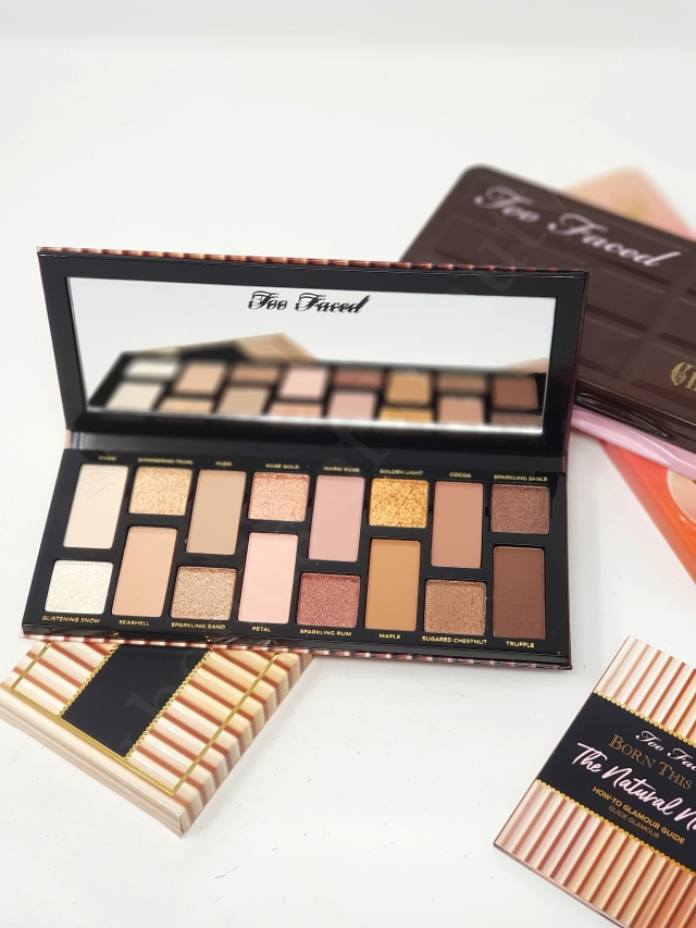 Too Faced Born This Way The Natural Nudes Eyeshadow Palette 5
