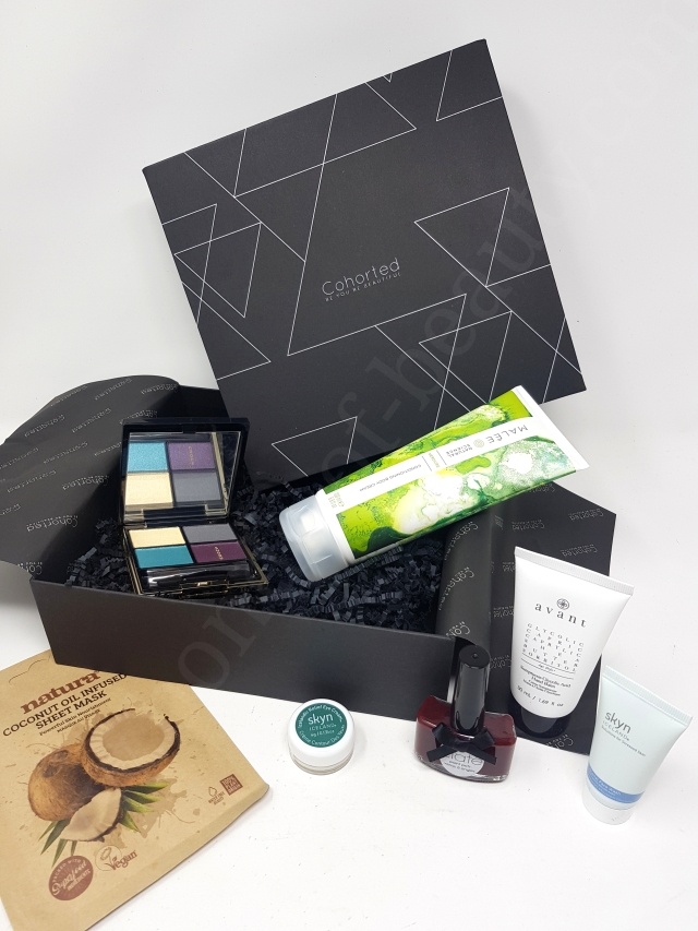 Cohorted Beauty Box March 2020 2