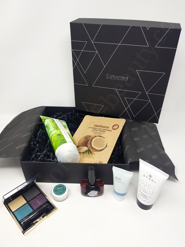 Cohorted Beauty Box March 2020