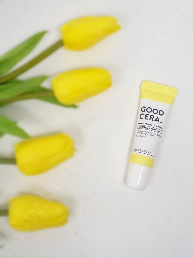 Holika Holika Good Cera Super Ceramide Lip Oil Balm 5