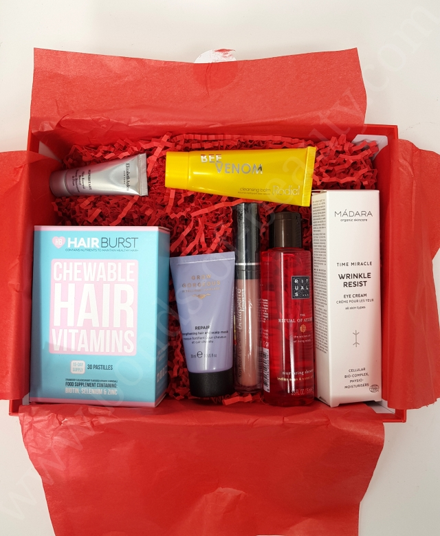 Look Fantastic Beauty Box March 2020 2