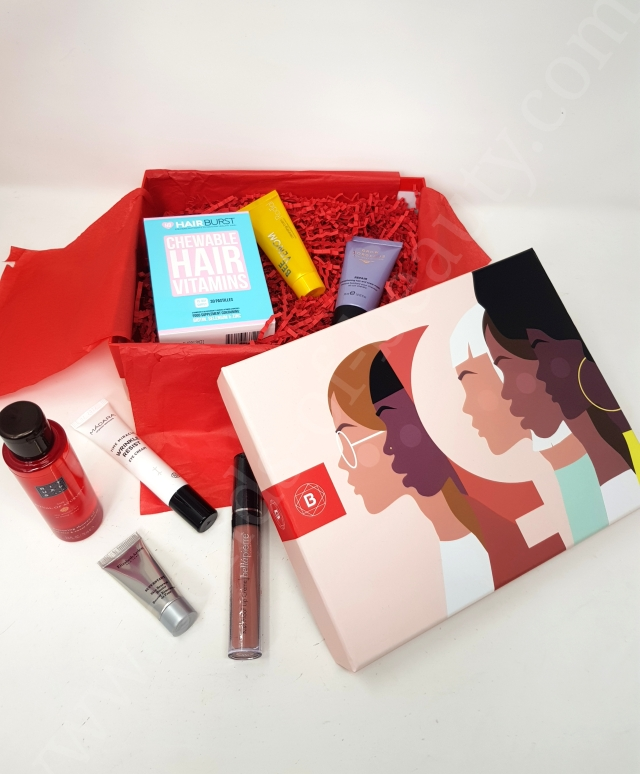 Look Fantastic Beauty Box March 2020 3