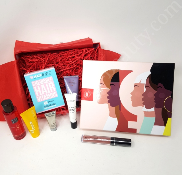 Look Fantastic Beauty Box March 2020 4