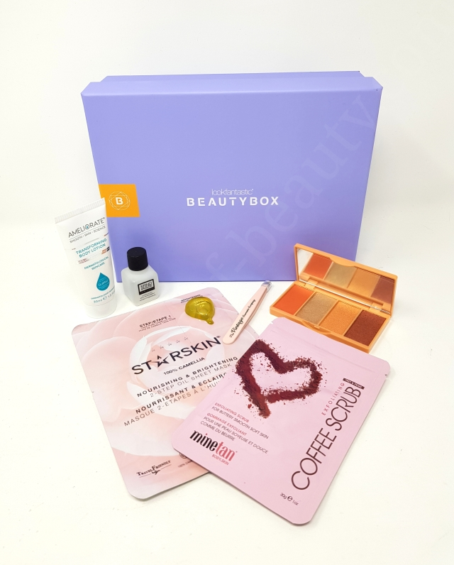 Look Fantastic Beauty Box April 2020