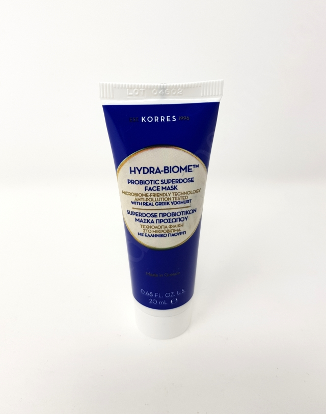 Korres Hydra-Biome Probiotic Superdose Face Mask
